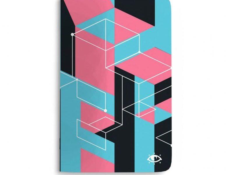 Скетчбук А5 Геометрия