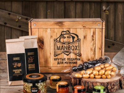Коробка мёда