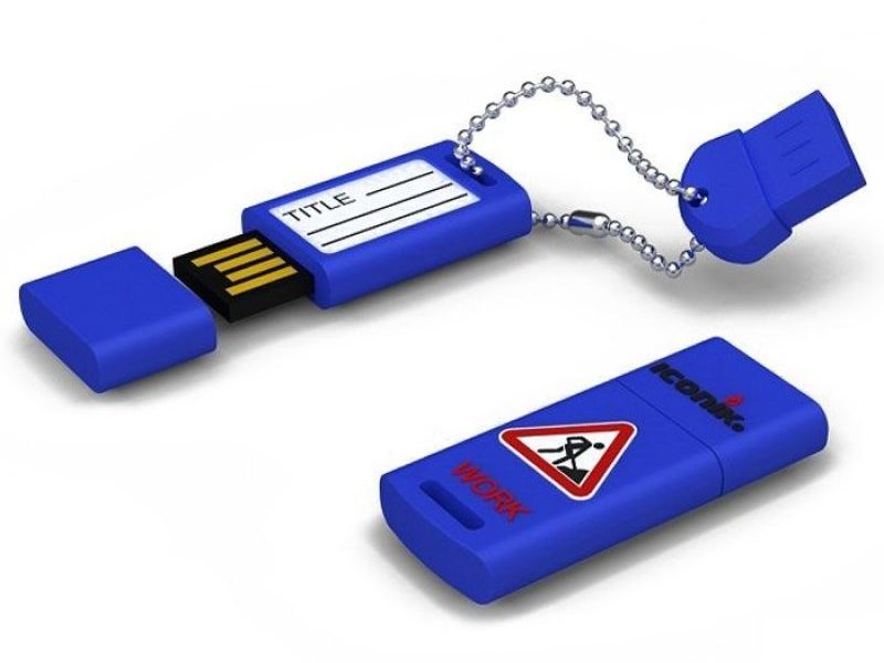 USB-флешка Для работы 8гб