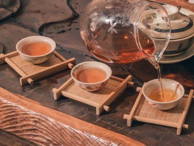 Индийская чайная церемония для двоих