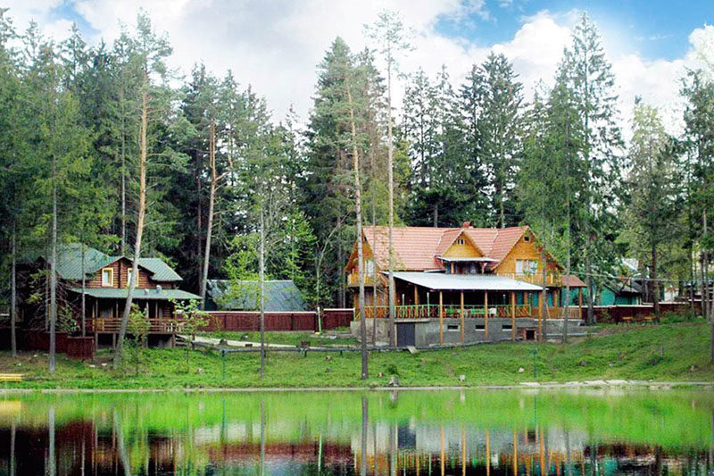 Отдых в Доме отдыха Покровское