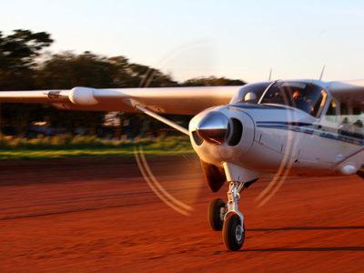 Полет на самолете Cessna