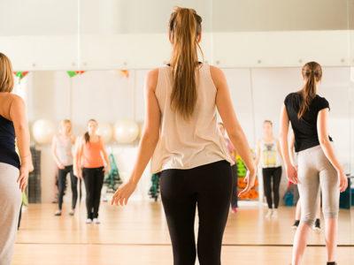 Абонемент в танцевальную школу