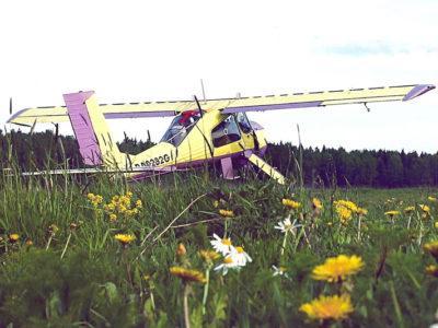Мастер-класс по управлению самолетом
