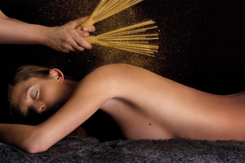 Золотой массаж