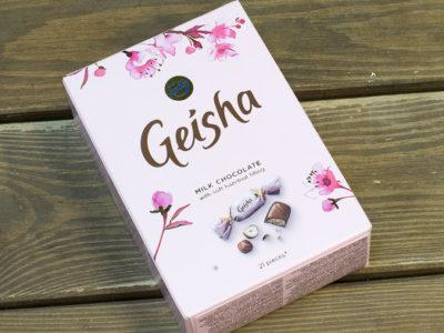 """Конфеты """"Geisha"""""""
