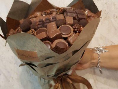Букет шоколадный