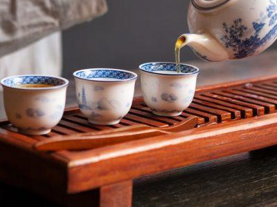 Японская чайная церемония для двоих