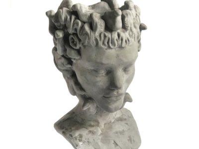 Органайзер Skulptura серая Горгона