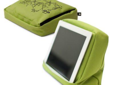 Подушка-подставка с карманом для планшета Hitech 2