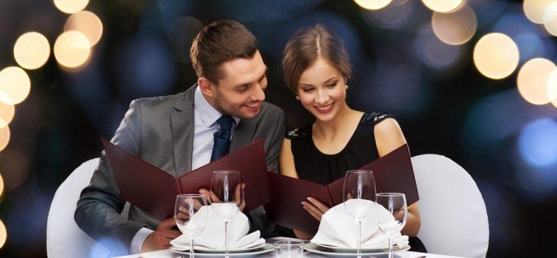 Изысканный ужин для двоих от ресторана Loft17