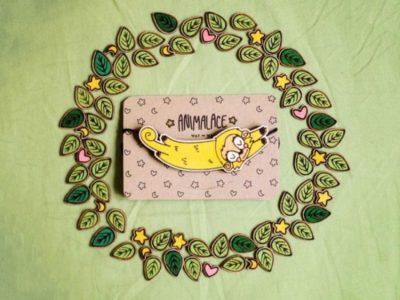 Waf Waf подвеска бананчики