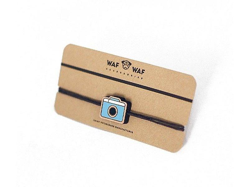 Браслет Waf-Waf Фотоаппарат