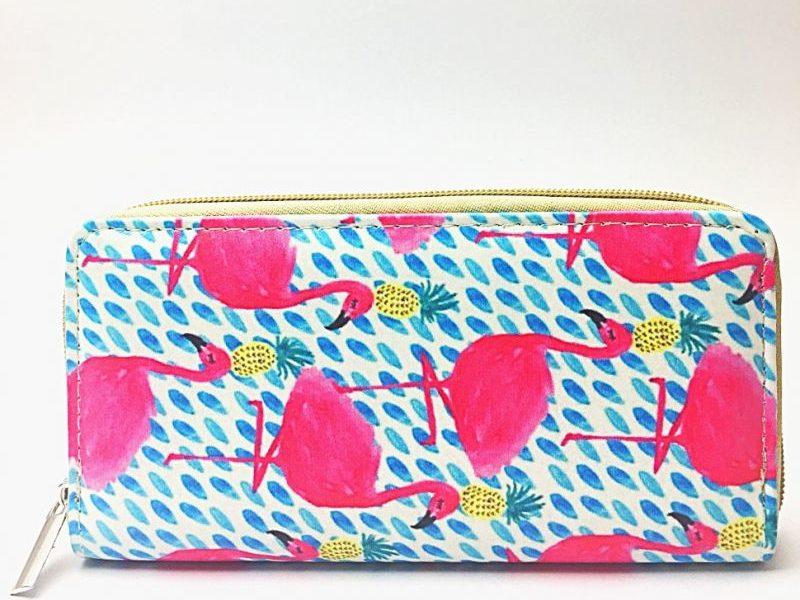 Кошелек Flamingo pineapple