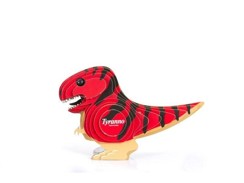 3D Пазл Тиранозавр