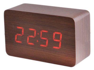 Деревянные часы Wood