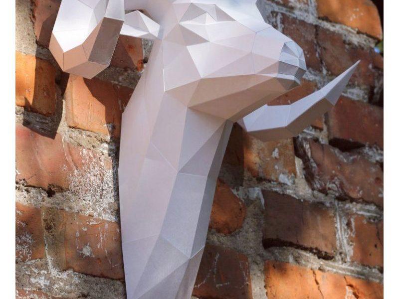 Набор для сборки декоративной модели Баран