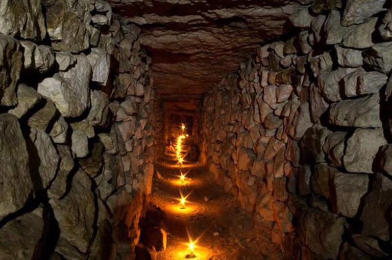 Погружение в пещеру Сьяны для компании