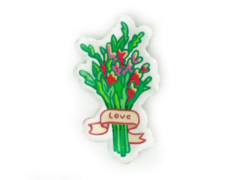 Значок Markov Design Букет полевых цветов