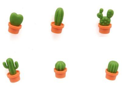 Магниты Cactus 6шт