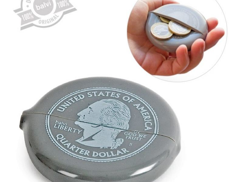 Монетница Silver Quarter