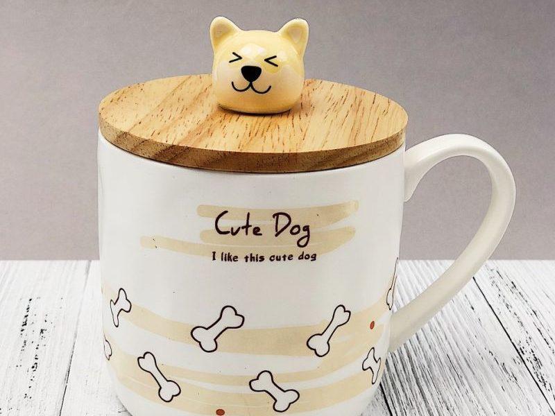 Кружка Cute Dog Сиба