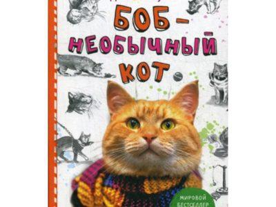 Боб - необычный кот. Боуэн Дж.