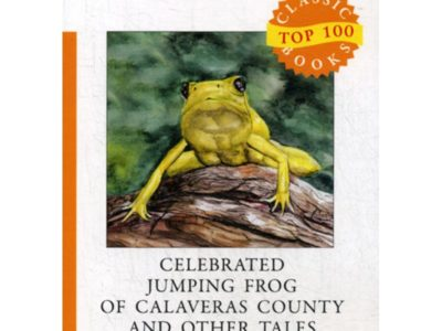 Celebrated Jumping Frog of Calaveras County and Other Tales = Знаменитая скачущая лягушка из Калавераса и другие истории: на англ.яз. Twain M.