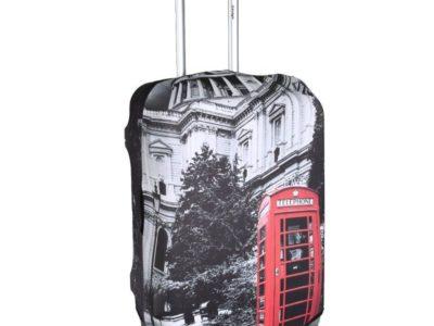 Чехол для чемодана Gianni Conti Телефонная будка