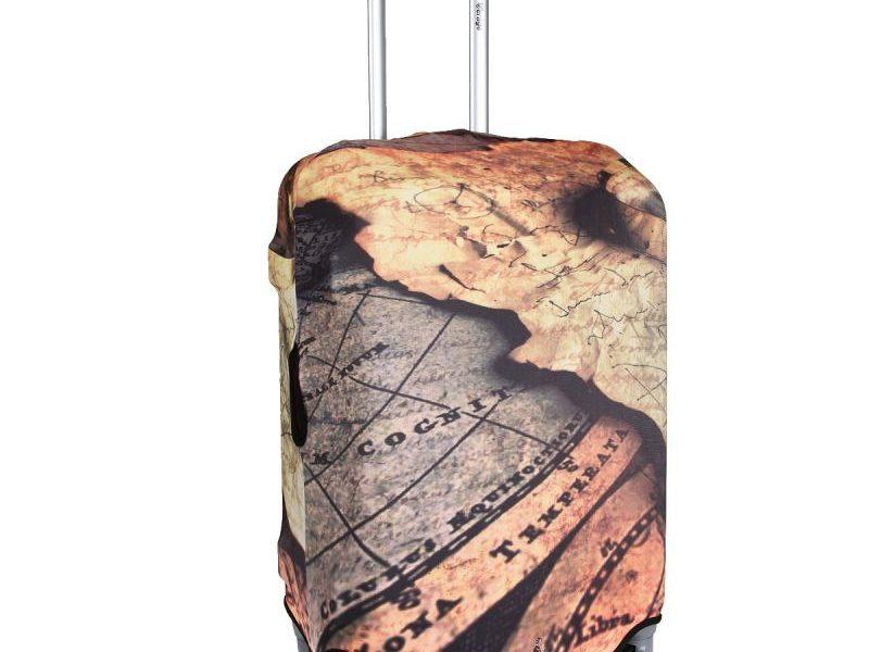 Чехол для чемодана Gianni Conti Ретро