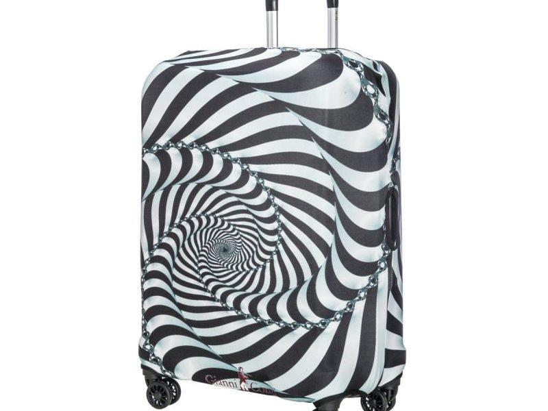 Чехол для чемодана Gianni Conti Спираль