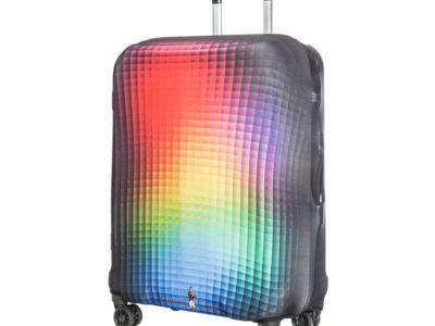 Чехол для чемодана Gianni Conti Радуга