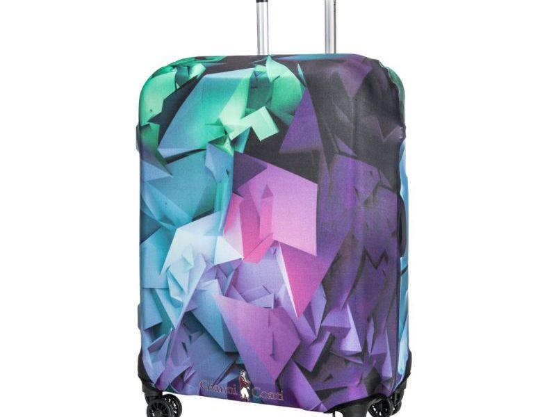 Чехол для чемодана Gianni Conti Кристаллы