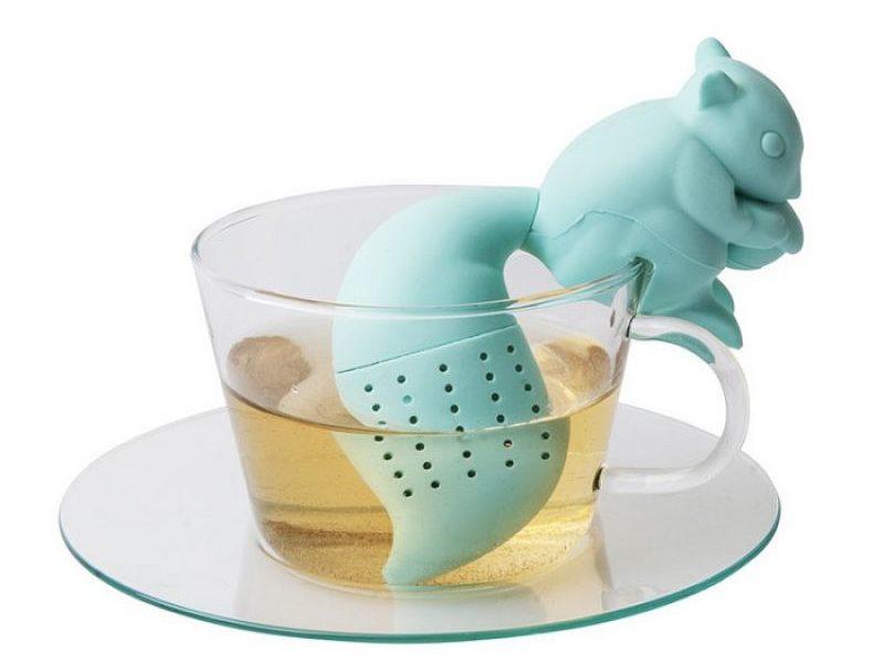 Заварник для чая Белочка