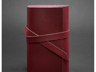 Кожаный софт-бук Blanknote 1.0 Виноград