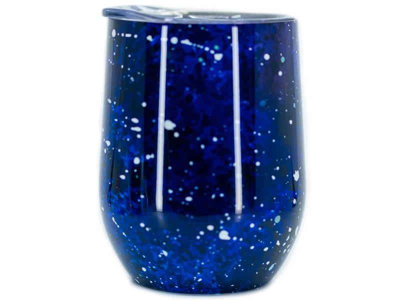 Термостакан Egg Shape Glass Синий