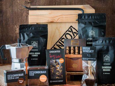 Кофе Box
