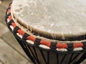 Африканские барабаны для двоих