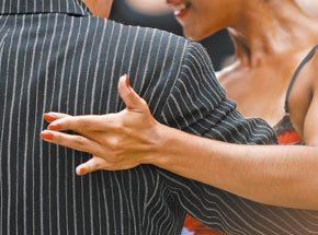 Мастер-класс аргентинского танго для двоих