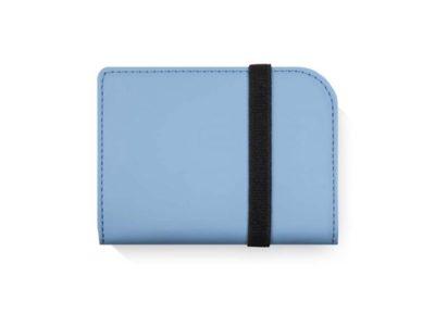 Artskilltouch ультратонкий кожаный кошелек Голубой