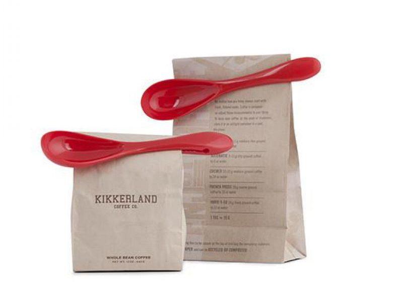 Набор клипс-ложечек Kikkerland