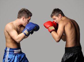 Бокс для двоих