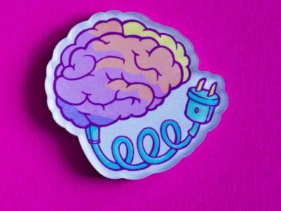 Значок Markov Design Brain