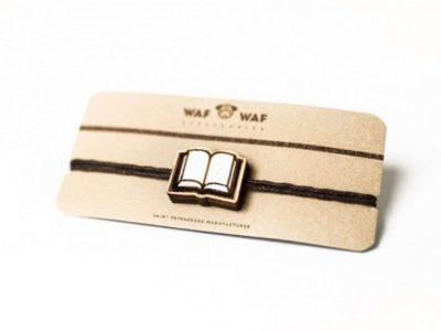 Браслет WafWaf Книга
