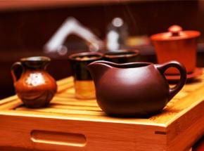 Чайная церемония для компании