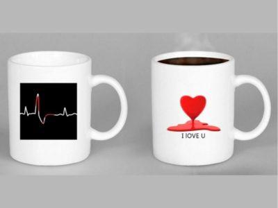 Кружка Биение сердца