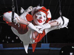 Цирк танцующих фонтанов для двоих