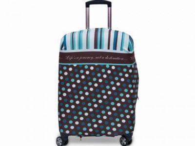 Чехол для чемодана Travel Suit Eco Konfetti ML