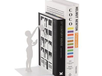 Держатель для книг The Library
