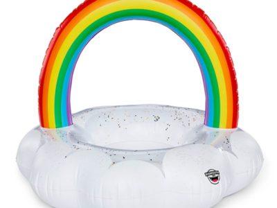 Надувной круг Rainbow Cloud
